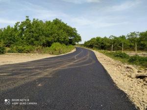 В Сулейман-Стальском районе идет реализация проекта «Мой Дагестан – Мои дороги»