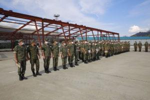 Военно-полевой госпиталь в Ботлихе завершил прием на стационарное лечение