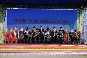 Концерт «Фестивальный марафон» и Праздник национальных культур народов Дагестана «Наследие отцов» проведены в рамках фестиваля «Горцы»