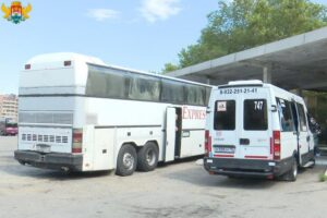 На автостанциях столицы проверили соблюдение масочного режима