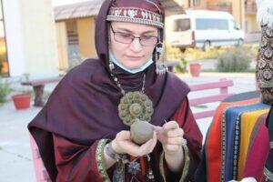 В Дагестане проходит Международный фестиваль фольклора и традиционной культуры «Горцы»