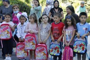 Благотворительная акция Минтруда РД «Собери ребенка в школу» проходит в эти дни в республике