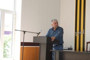 Заседание антитеррористической комиссии состоялось в Гергебильском районе