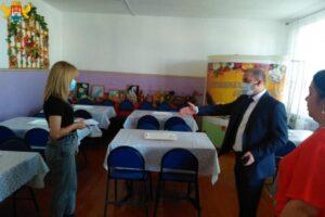 В школах столицы проверяют организацию бесплатного горячего питания для учащихся начальных классов