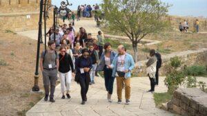 Более 100 архитекторов посетили древний Дербент