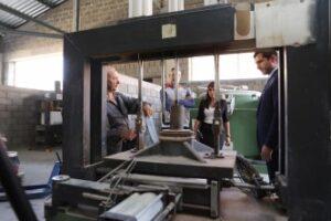 Итальянцы начали пусконаладочные работы на обувной фабрике «БОФФ» в Буйнакске