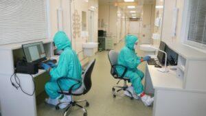 Многофункциональный центр в Каспийске принимает пациентов