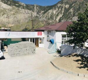 В Могохской школе начали капитальный ремонт здания