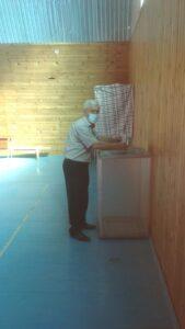 В Гергебильском районе открылись избирательные участки