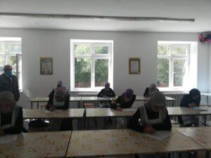 Гергебильские школьники участвуют во Всероссийских олимпиадах