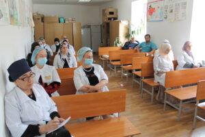 Глава Гергебильского района принял участие в совещании медицинских работников