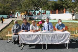 В селе Мурада Гергебильского района открыли сквер