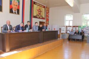 Первая сессия нового созыва Собрания депутатов прошла в Гергебильском районе