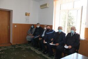 Проблему несанкционированных свалок обсудили в Гергебильском районе