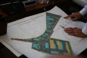 Продолжается обустройство территории нового промпарка «Дагдизель» в Каспийске