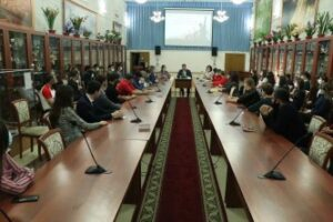 Министр по делам молодежи РД Камил Саидов принял участие в работе общественных патрулей в муниципалитетах РД