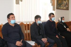 Заседание оперативного штаба по недопущению распространения коронавирусной инфекции состоялось в Гергебильском районе