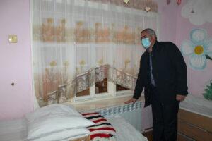 Магомедали Тагиров с рабочим визитом посетил село Хвартикуни
