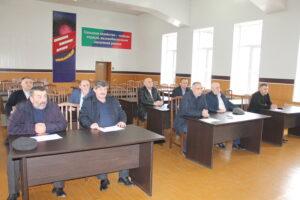 Зональное совещание председателей ТИК провели в Гергебильском районе