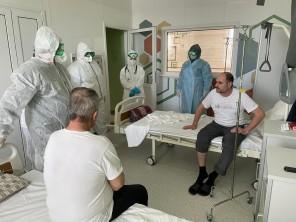 Многофункциональный центр в Ботаюрте и новый корпус Хасавюртовской ЦРП начнут прием пациентов с коронавирусом