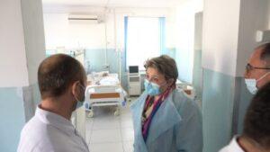 Татьяна Беляева проверила работу больниц в новогодние праздники