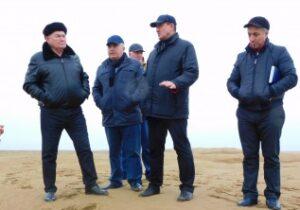 Баттал Батталов ознакомился с состоянием отгонных пастбищ на севере Дагестана