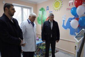 Преобразования в детской поликлинике  Кизлярского района