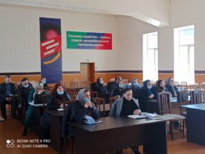 Депутаты Гергебильского района провели заседание комиссии по здравоохранению, культуре, спорту, образованию, социальной защите и молодежной политике.