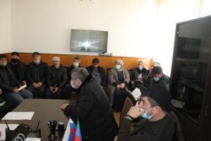 Формирование правоустанавливающих документов на объекты культуры обсудили в Гергебильском районе