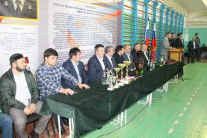 Турнир по волейболу памяти уроженца Гергебильского района Шамиля Зубаирова провели в столице республики