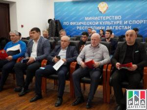 В Дагестане будут развивать гребной спорт