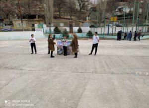 В Гергебильском районе провели Президентские соревнования среди учащихся 7-х классов