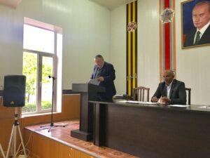 Исполнение бюджета Гергебильского района за 2020 год обсудили на сессии Собрания депутатов
