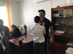 В Гергебильском районе стартовала акция «Георгиевская ленточка»