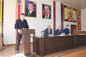 Обеспечение жителей района качественной питьевой водой обсудили в Гергебильском районе