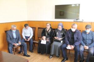 Подготовку к празднованию 9 мая обсудили в Гергебильском районе