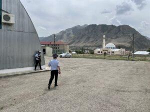 Учения по антитеррористической защищенности прошли в Гергебильском районе