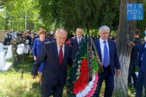 В Махачкале отметили 100-летие со дня рождения Героя СССР Башира Сулейманова