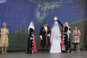 В Дагестане стартовал Межрегиональный фестиваль народного творчества «Обряды и традиции России»