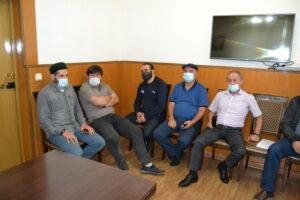 Меры по недопущению распространения коронавирусной инфекции обсудили в Гергебильском районе