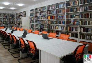 В Махачкале открылась первая модельная библиотека нового поколения