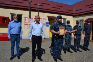 Магомедали Тагиров поздравил нижегородских полицейских с днем патрульно-постовой службы