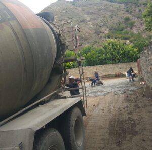 В пяти селах Гергебильского района будет реализована программа по ремонту дорог общего пользования